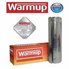 Warmup Underfloor Foil Heater for Laminate/Wood New