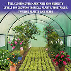 Strongcamel 16'X7'X7' Large Greenhouse Replacement Spart Parts COVER/ FRAME