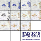 MDT ITALY 2016, Euro Match Details official patch
