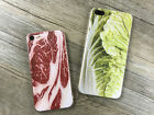 Creative Kuso Cabbage Pork Belly Foods Soft Shocproof Cellphone Case Cover Shell $6.99  on eBay