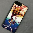 Kingdom Hearts Sora Roxas iPhone SE 6 6s 7 Plus Case Cover PC + TPU Free Ship #7