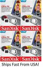 SanDisk Ultra Fit 16GB 32GB 64GB 128GB USB 3.0 Tiny Flash Drive Memory Stick Lot