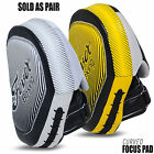 Focus Pads Hook and Jab Mitts Boxing MMA Martial Arts UFC Fight Training Curved