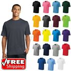 Mens Sport-Tek Micro Mesh T-Shirt Dry Fit Performance Moisture Wicking Tee ST340 image