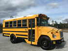 2004 Freightliner Thomas 35-Pass Diesel School Bus w Seat Belts A C NO RESERVE