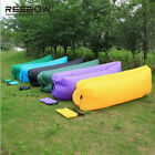 Outdoor Inflatable Air Sofa For Lazy Men Beach Sunbath Office Lunch Rest Bed