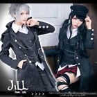 gothic aristocrat Prophecy of prince  jacquard layered look suit coat【JBH2129】