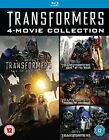 Transformers 1-4 [Blu-ray] Box Set Includes 1 2 3 4