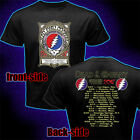 Dead and Company Announce 2017 U.S. Tour t-shirt all SIZE shirt two sides