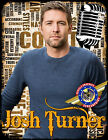 "Josh Turner ""Country Music"" Personalized T-shirts"