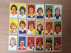 The Sun SOCCERCARDS Footballers Your Choice of Cards