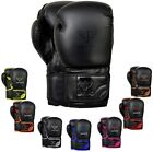 Kyпить Leather Boxing Gloves Muay Thai Training Punching Bag Sparring Gloves MMA jayefo на еВаy.соm