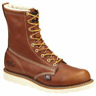 "Thorogood 804-4364 American Heritage Wedge 8"" Steel Safety Toe EH Rated Boots"