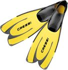 Купить Cressi AGUA Adult Long Fins for Swimming & Snorkeling - Made in Italy