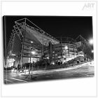 St. James Park Newcastle Canvas Print Framed Wall Art Football Picture