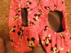 BOWLING SHOE COVERS-DISNEY MICKEY MOUSE THEME-MED, LG OR XL