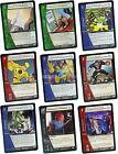 Vs. System Infinite Crisis Base Set Single Cards Upper Deck DC Comics