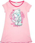 Me To You Tatty Ted Teddy Girls Pink Heart Hugable Nightie 2 3 4 5 5 6 7 8 Year