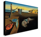 Salvador Dali - The Persistence Of Memory Canvas Wall Art Print. Various Sizes