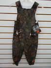 Toddler Girls True Timber Camo Overalls Sizes 3T  4T