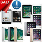 iPad mini 1,2,3 or 4 AT&T,T-Mobile,Sprint,Verizon Wi-Fi Tablet 1-Year Warranty