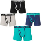 4 Pack Keyhole Cotton Boxer Shorts   Mens Size