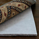 """MOISTURE GUARD Felt Rug Pad 1/2"""" Thick Comfort with Moisture Barrier Protection"""