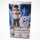 NEW One Piece Super Styling Figure Reunited Pirates Monkey D. Luffy Rare Color