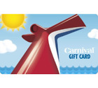 $100 Carnival Cruise Line Gift Card - Email delivery