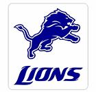 Detroit Lions Sticker Decal S18 YOU CHOOSE SIZE on eBay