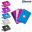 Wireless Bluetoot Keyboard  Cover Case With 135 Degree Rotating For Ipad Mini 4