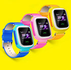 Children Kids Anti-Lost Smart Watch GPS Tracker For Android IOS Phone 3Colors