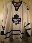 Vintage NIKE Toronto Maple Leafs NHL Hockey Jersey Adult Size Medium