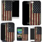 hard back case cover for many mobiles - american flag