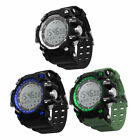 NO.1 F2 Bluetooth Smart Wrist Watch Luminous Sports Altitude UV for Android& iOS