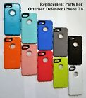 iPhone 7 For OtterBox Defender Case Replacement Inner Plastic Shell+Screen