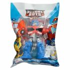 A2126/2107 TRANSFORMERS RESCUE BOTS BUMBLEBEE OPTIMUS HEATWAVE CHASE THE POLICE