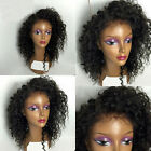 "Lace Front/Full Lace Wigs Brazlian  Soft Curly 100% Remy Human Hair Wigs 10""-22"""