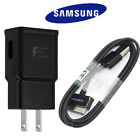 Original Black Samsung Fast Wall Charger+2M 30Pin Cable For Galaxy Tab