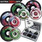 Pro Skateboard Wheels 52mm 100A Zombies With Bearings Pavoz