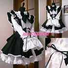 Sissy maid dress Uniform cosplay costume Tailor-made[CK011]