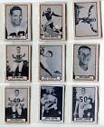 1962 , Topps CFL , Football , #'s 1-168, Checklists , Pick From Drop Down List