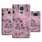 hard durable case cover for many mobile phones - marble design ref q398