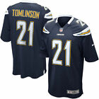 *NEW* San Diego Chargers Authentic #21 LaDainian Tomlinson Jersey Blue NWT NFL $59.95 USD