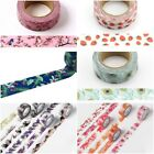 The 4 Seasons Washi Masking Decorative Paper Tape