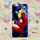 The little Mermaid Hard Phone Case iPhone5s 6s 6plus 7plus