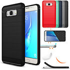 Thin Brushed Shockproof Rubber Soft Slim TPU Case For Samsung Galaxy Phone Cover
