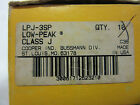(10) Bussmann LPJ-3SP Fuses 3 Amp 600V Class J NEW! in Factory Box Free Shipping
