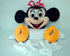 mascot costume accessories - Accessories of Mickey & Minnie Mouse Shoes Head Glove Cartoon Mascot Costume hot