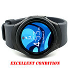 Samsung Gear S2 Smartwatch 42mm SM-R720 Dark Gray SM-R7200ZKAXAR